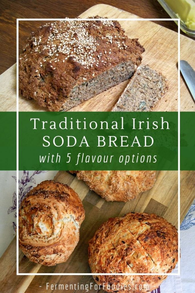 How to make a simple and delicious traditional Irish soda bread