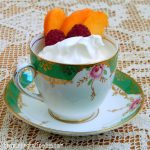 Probiotic Whipping Cream - For desserts, dinners and good health