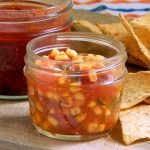 How to make fermented tomato salsa with 6 different flavours