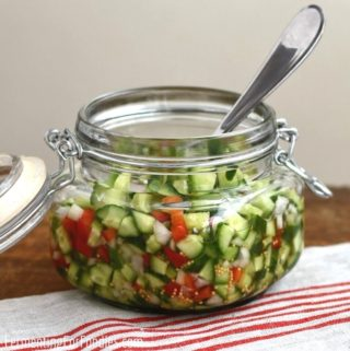 Why fermented cucumber relish is perfect for beginners.