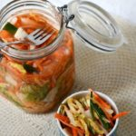 How to make vegetarian kimchi without fish sauce or dried shrimp