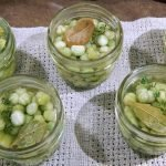 Pickled Nasturtium Seeds are an easy alternative to capers