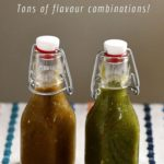 Homemade fermented hot sauce for flavour