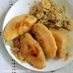 Baba's gluten free pierogi recipe