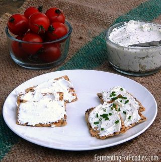 How to make goat cheese with mesophilic culture and rennet