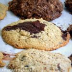 Fermented cookie dough for improved flavour, texture and digestion