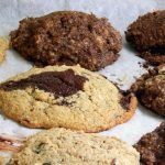 Simple and delicious cream cheese oatmeal cookies - a drop cookie with 7 flavour options