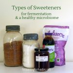 Everything you need to know about sugar and alternative sweeteners for diet, health and fermentation