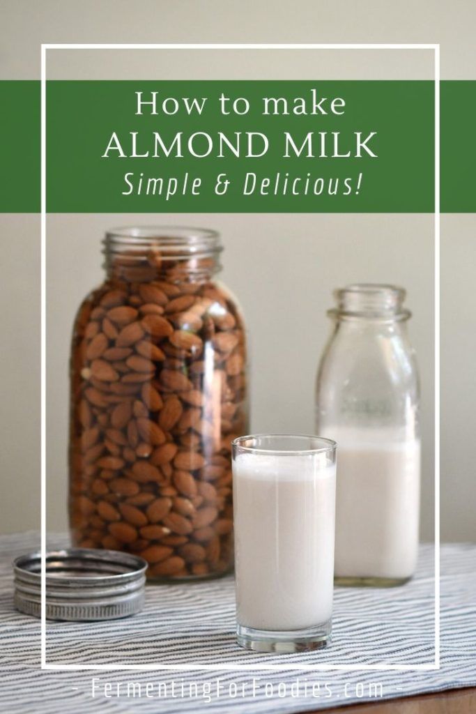 What can you do with almond meal from almond milk.