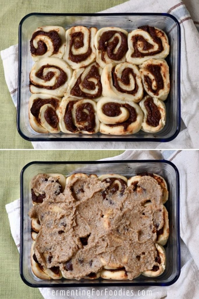 It's easy to make homemade cinnamon rolls with this delicious recipe