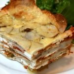 Potato pizzaiola - A comfort food casserole for the oven, slow cooker or instant pot