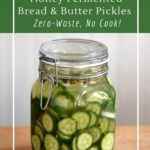 Fermented honey garlic pickles are a sweet and sour pickle, perfect for sandwiches and barbecues