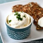 Delicious ways to use yogurt cheese and Greek yogurt.