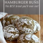 Quick and delicious gluten-free sourdough buns. Ready in 45 minutes!
