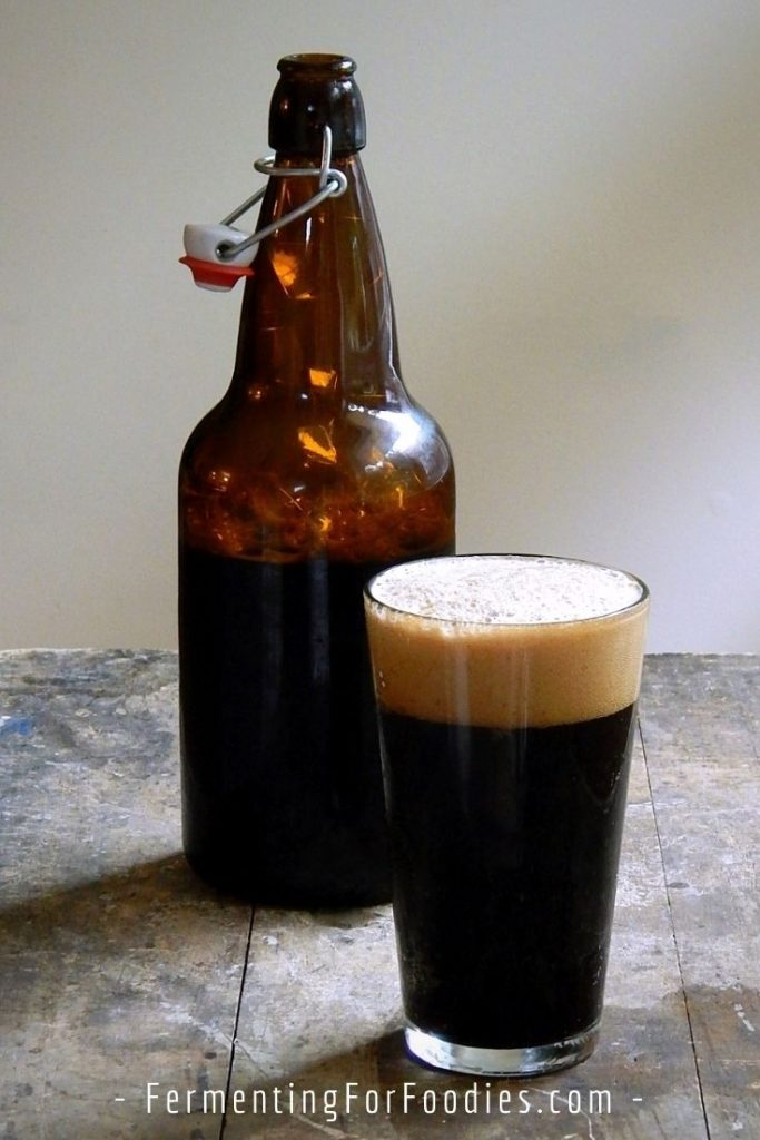 How to brew a classic oatmeal stout with five flavour options