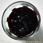 Simple and delicious antiviral elderberry sauce for coronavirus prevention