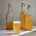 How to make hard cider with a mix of fruit juices