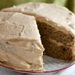 Simple sugar-free banana cake for toddlers and babies
