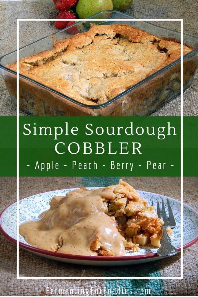 Simple-sourdough-cobbler-gluten-free-vegan-made-with-sourdough-discard