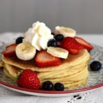 How to make a savory sourdough pancake without sugar