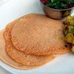 Gluten-free, vegan, dairy-free, nut-free, egg-free millet dosas