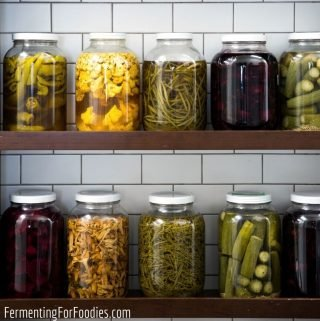 How to make fermented foods part of your menu.
