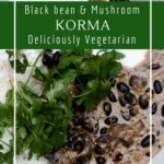 Vegetarian korma is gluten-free, grain-free, healthy and delicious