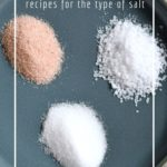 How to figure out salt ratios for fermentation brines using a digital scale