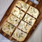 How to make a sourdough focaccia for a chewy, delicious flatbread