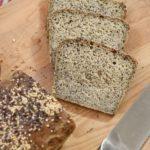 Amazing gluten-free sourdough sandwich bread. Even if you haven't used sourdough before!