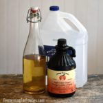 When is it a good idea to add vinegar to a ferment and when does vinegar stop fermentation
