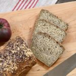 This amazing gluten-free sandwich bread is moist, flavourful and strong enough for sandwiches and toast