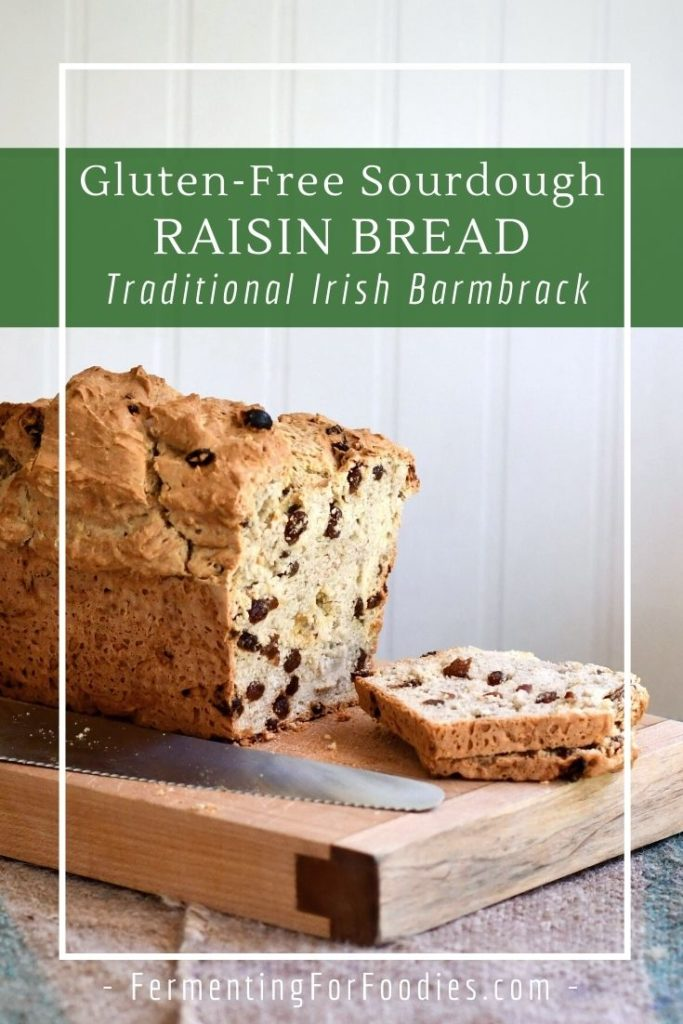 How to make a richly delicious loaf of gluten-free sourdough bread