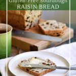 How to make gluten free raisin bread following a traditional Barmbrack recipe